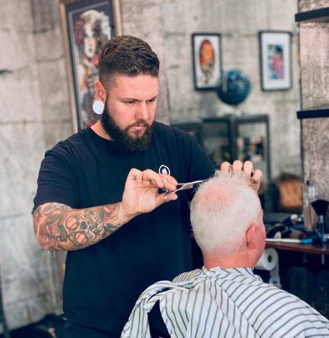 Cody Jarvis Barber Apprentice